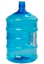 Water bottle PET with handle