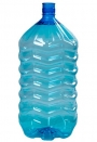 Water bottle PET 'Wave'