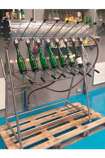 Isobaric Beer Filling Machine PA-8,